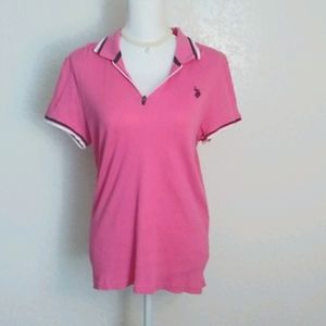 US POLO t shirt for women